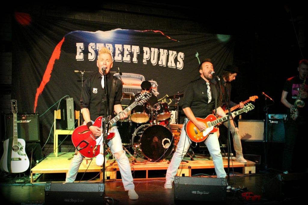 E Street Punks Teatteri Tuike 15.6.2016 Kuva Riikka Koksu